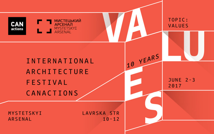 10th International Architecture Festival CANactions, CANactions
