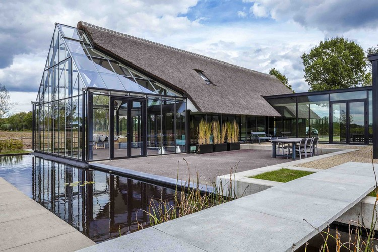 Modern Countryside Villa / Maas architecten, © Edith Verhoeven