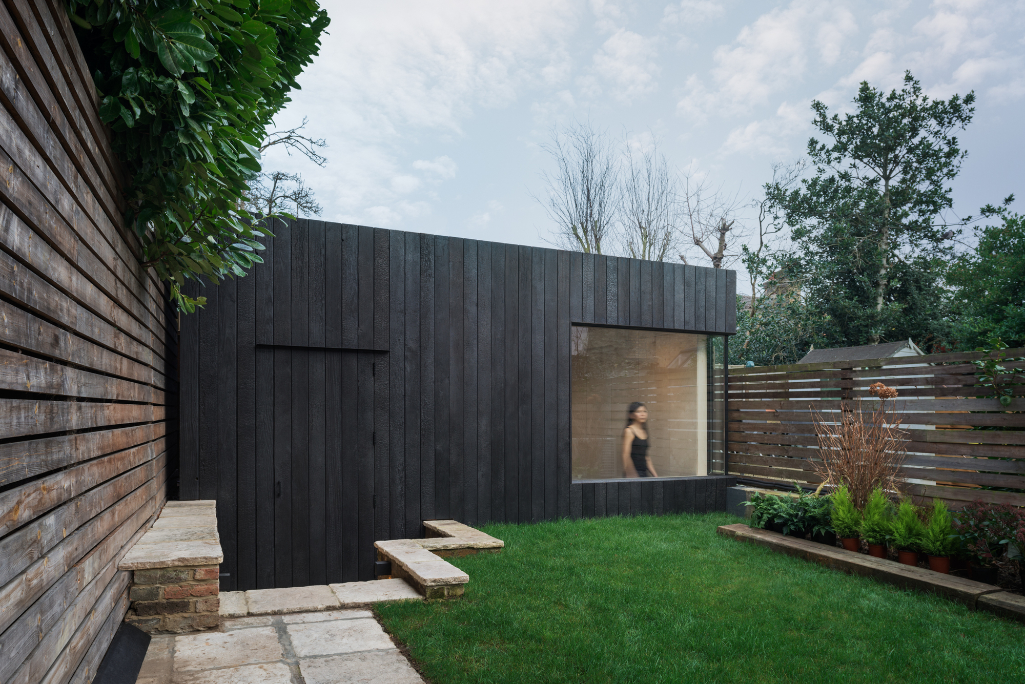 Garden Studio Gym In North London Eastwest Architecture
