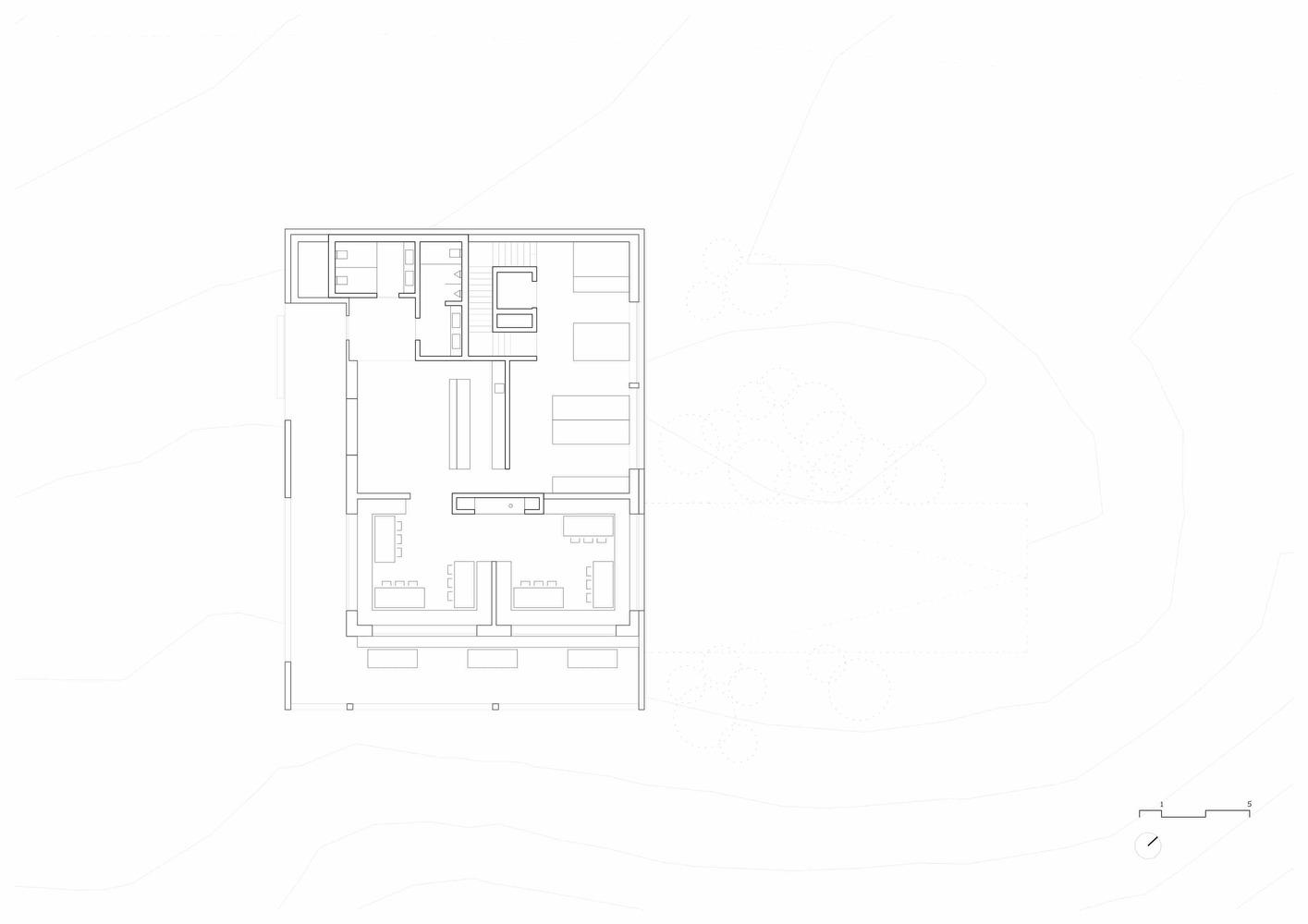 Gallery of Ski Lodge Wolf Bernardo Bader Architects 18