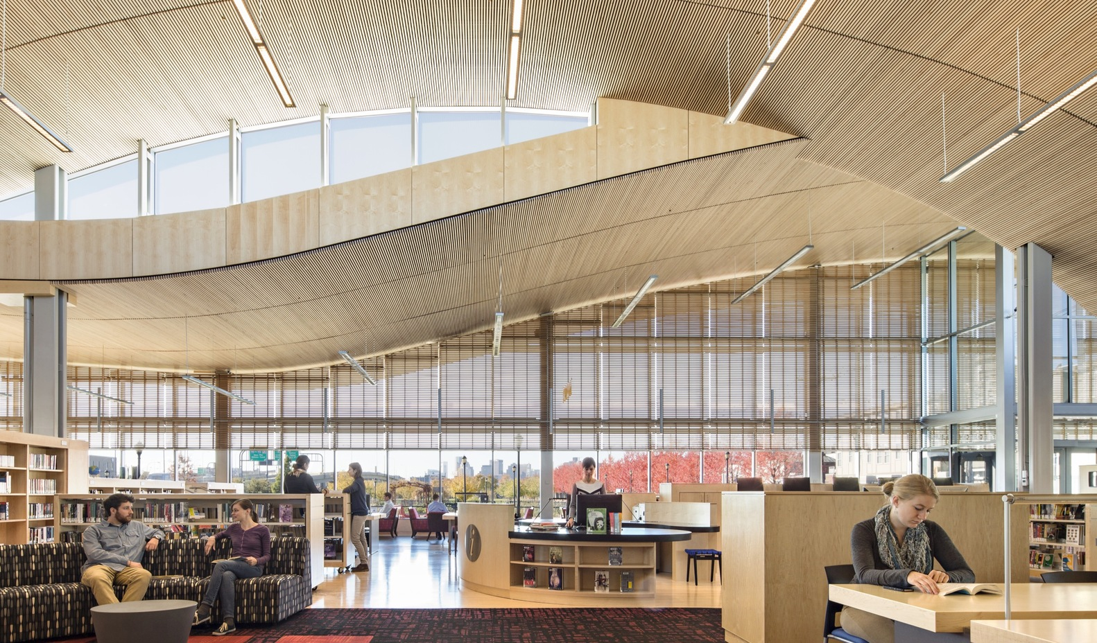 Gallery of 8 Exemplary Libraries Selected as Winners of 2017 AIAALA