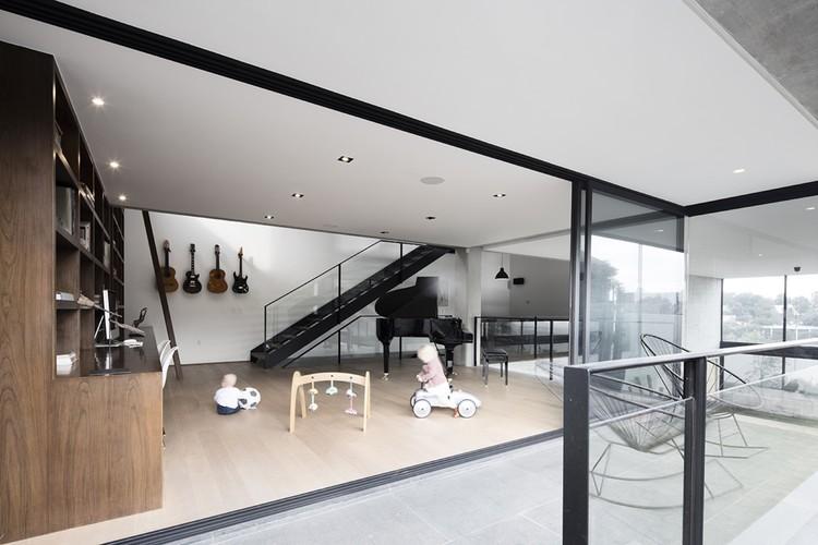 Casa 3 2 m todo archdaily m xico - Idea casa biancheria mestre ...