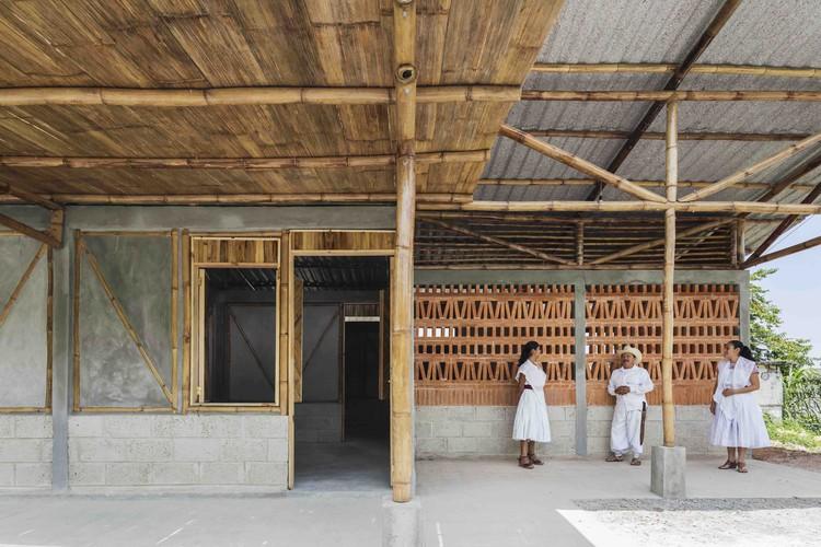 Rural House in Puebla / Comunal Taller de Arquitectura, © Onnis Luque