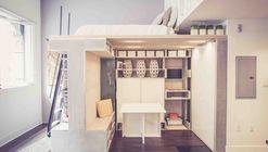 Domino Loft / Fifth Arch + ICOSA Design