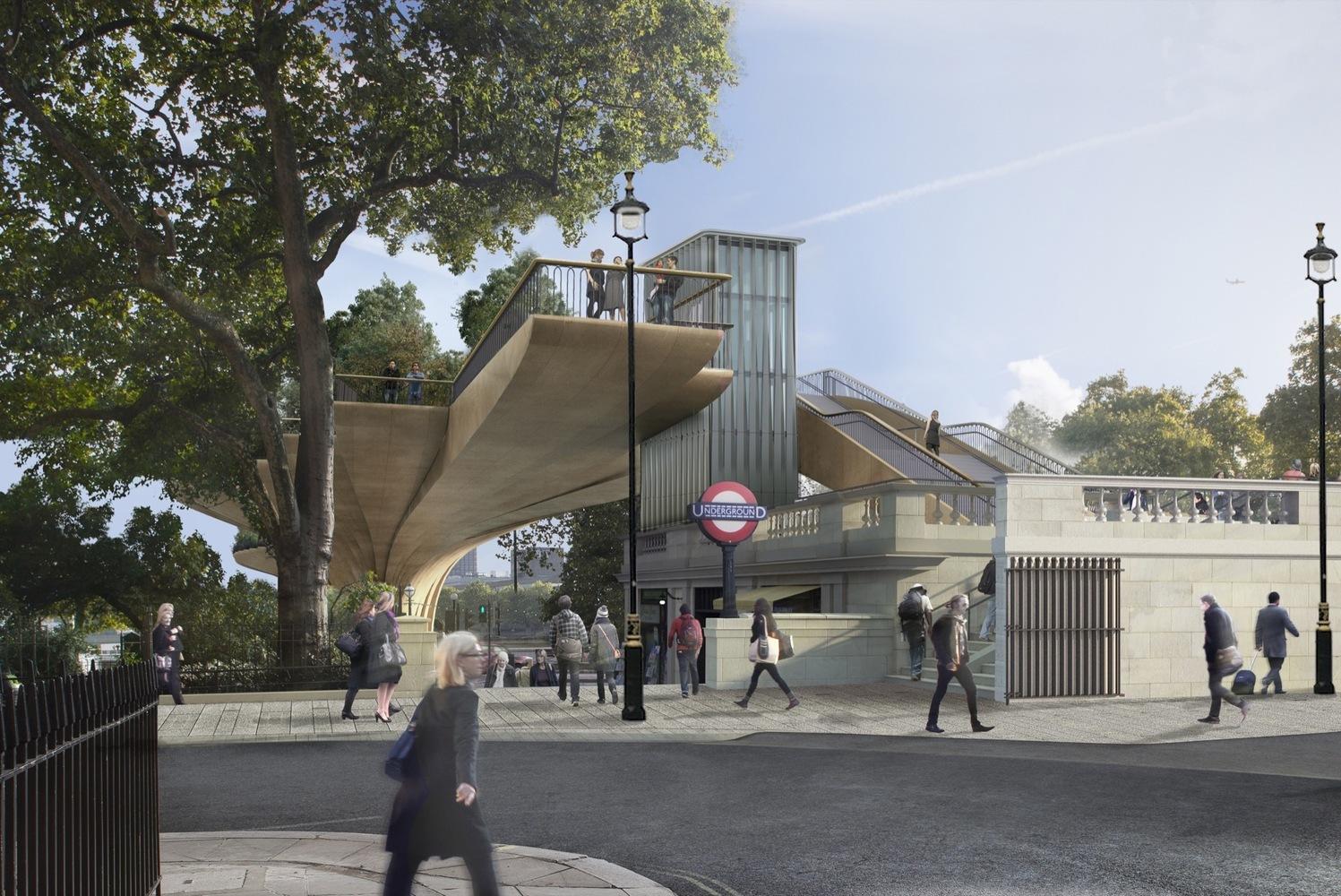 Gallery of London's Garden Bridge Project Should be Scrapped