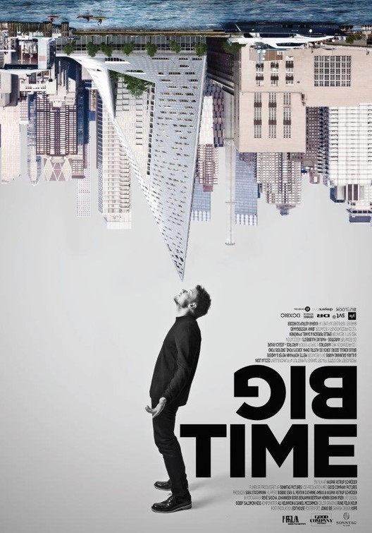 Assista ao enigmático trailer do novo documentário de Bjarke Ingels, BIG TIME, Cortesia de BIG
