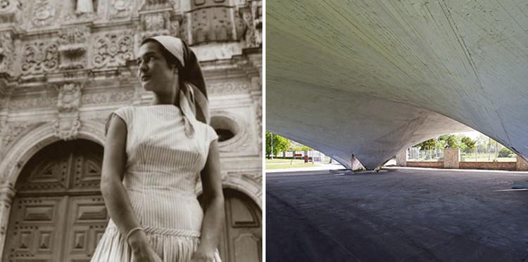 Carmen Córdova: arquitectura y arte en su expresión conjunta, vía Un Día | Una Arquitecta