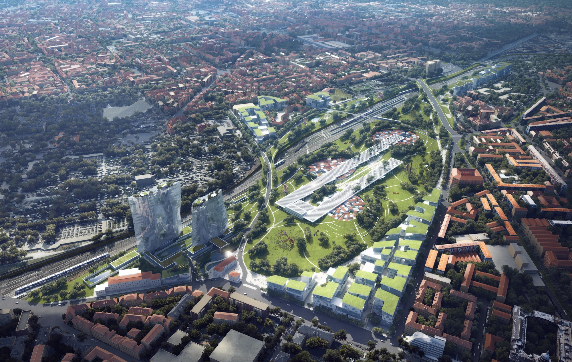 interesting mad unveils proposal to transform milanus dilapidated railyards historical future milan reborn scalo with milano