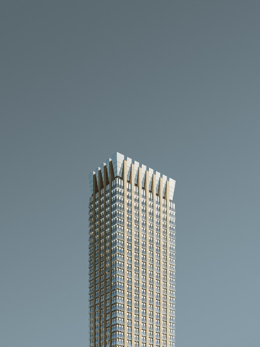 The Singularity of the Skyscraper: Studies in Form and Façade, New York. Image © Florian W. Mueller