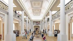 Schmidt Hammer Lassen to Lead $88 Million Renovation of Melbourne's State Library of Victoria