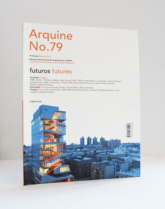Revista Arquine nº 79, Cortesía de Revista Arquine