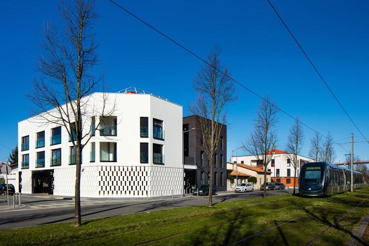 Les écluses / BLAMM Architecture, © Arthur Pequin