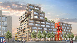 Hollwich Kushner Unveils Plans for Mixed-Use Business District in Munich