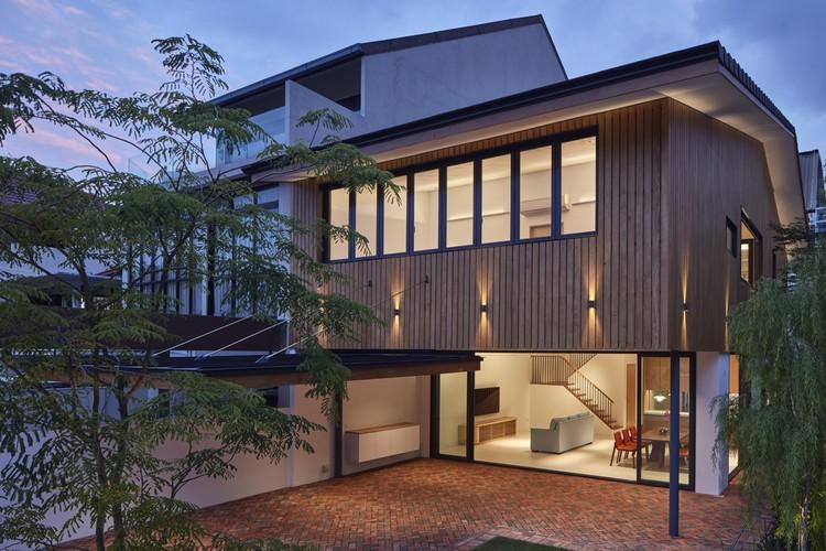 Casa Sembawang / Atelier M+A, © Masano Kawana