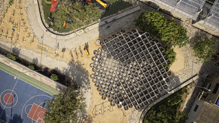 Parque Ciudadela 29 de Julio  / El Equipo Mazzanti + AEV Arquitectos, © Andrés Valbuena