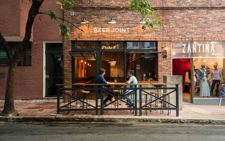 Beer Joint  / Estudio Montevideo + Pablo Dellatorre, © Gonzalo Viramonte