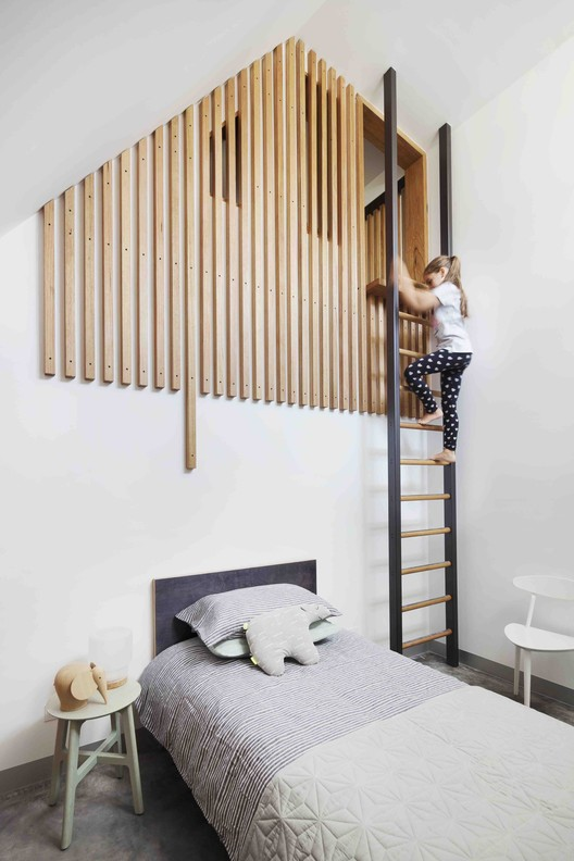 Coppin Street Apartments / MUSK Architecture Studio, © Benjamin Hosking