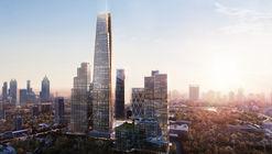 Vertical Village - SOM Leads Design of Major Mixed-Use District in Bangkok