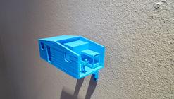 """""""Arquitectura para Piano"""" utiliza esculturas impresas en 3D para re interpretar la arquitectura moderna en Chile"""