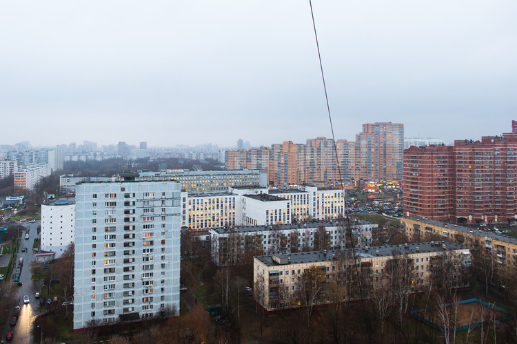 Why Moscow's Massacre of Mass Housing Is a Huge Mistake, © Max Avdeev