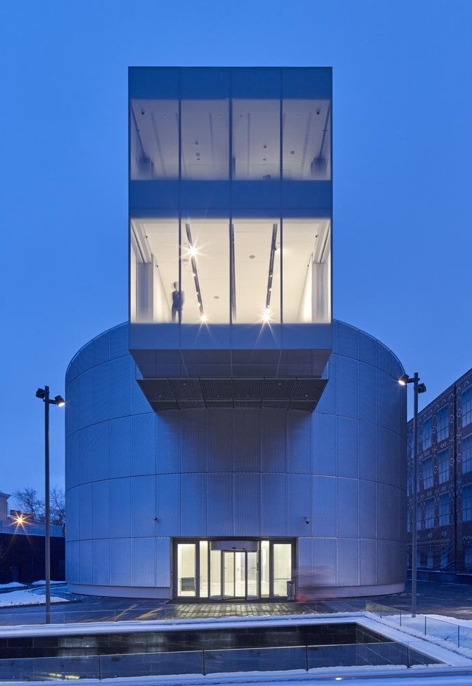 Bolshevik Factory-Museum of Russian Impressionism / John McAslan + Partners