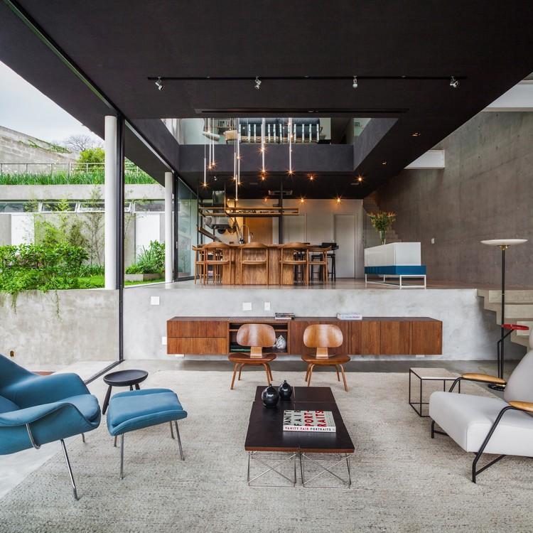 Casa Mattos / FGMF Arquitetos, © Rafaela Netto