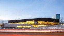 Montreal's LEED Platinum Bibliothèque du Boisé Wins RAIC's Green Building Award