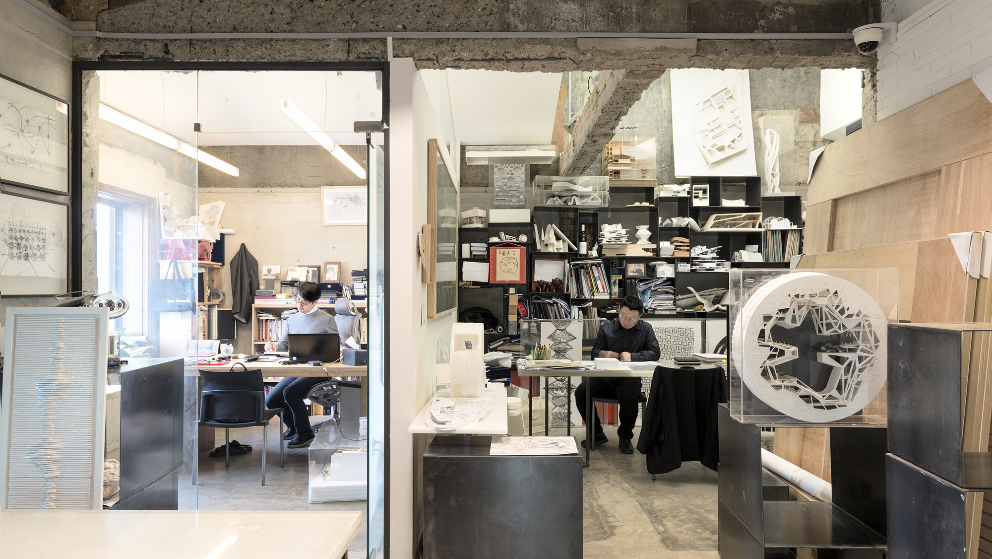 Look Inside A Collection Of Seoul Based Architecture Offices Photographed By Marc Goodwin And