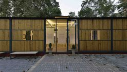 Multifunctional Gallery Space in Tehran / Kaaf Foudation