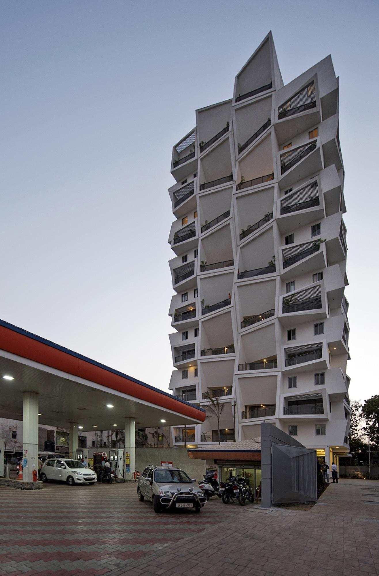 Ishatvam 9 Sanjay Puri Architects Archdaily