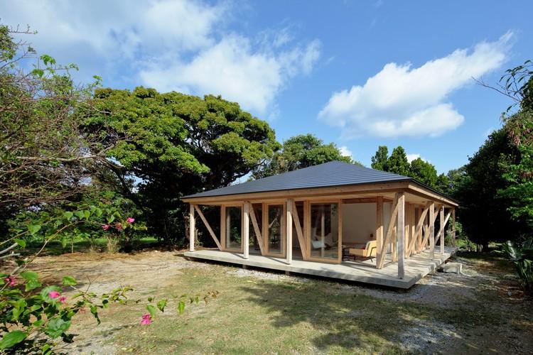 Casa Shinminka / ISSHOArchitects, © Koichi Torimura