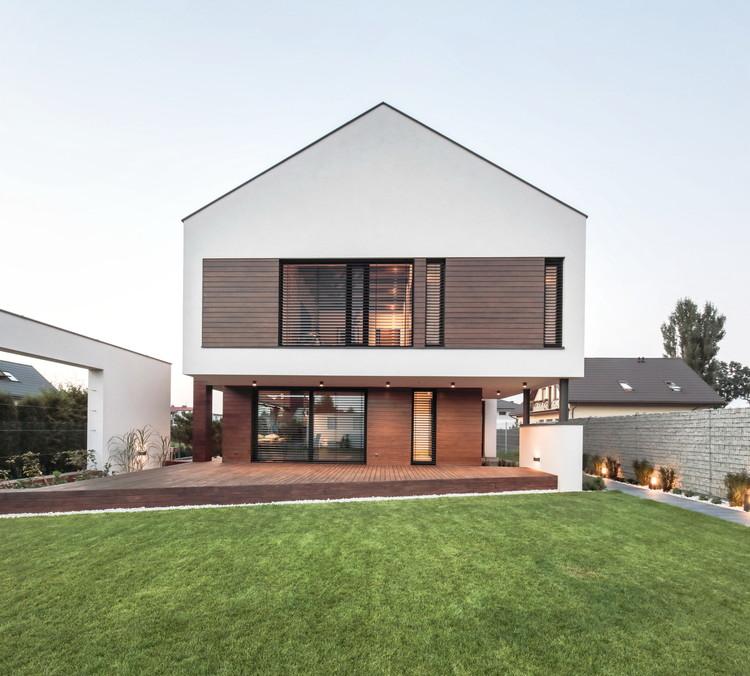 FRA House / Beczak / Beczak / Architekci, © jankarol.com