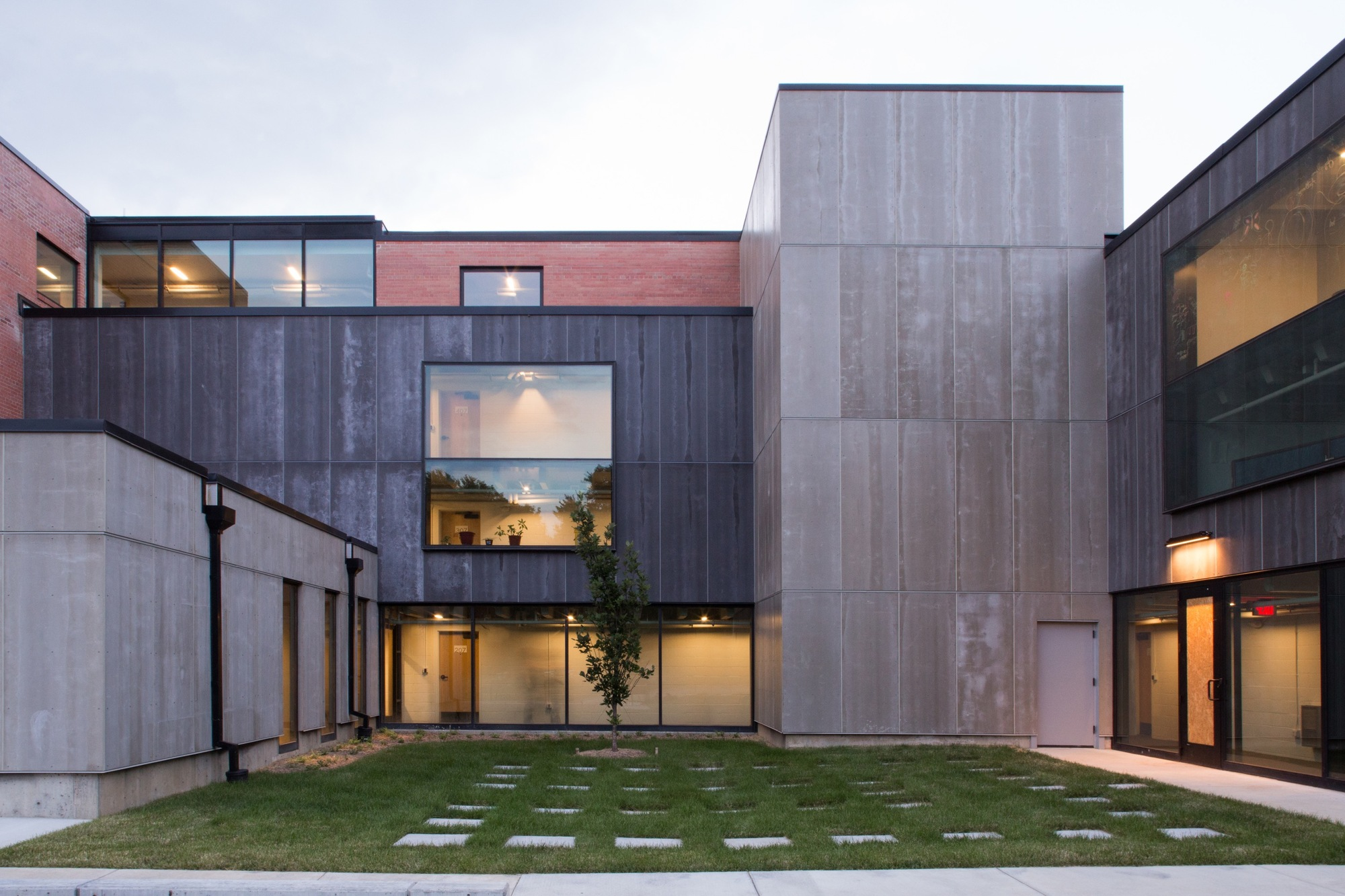 Gallery of aia names the best housing projects of 2017 48 for Best housing projects