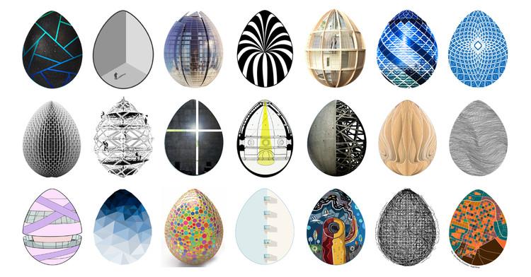 Ovos de páscoa para arquitetos (e amantes da arquitetura)