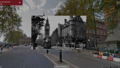 Este mapa interactivo muestra cómo Londres ha cambiado en los últimos 100 años