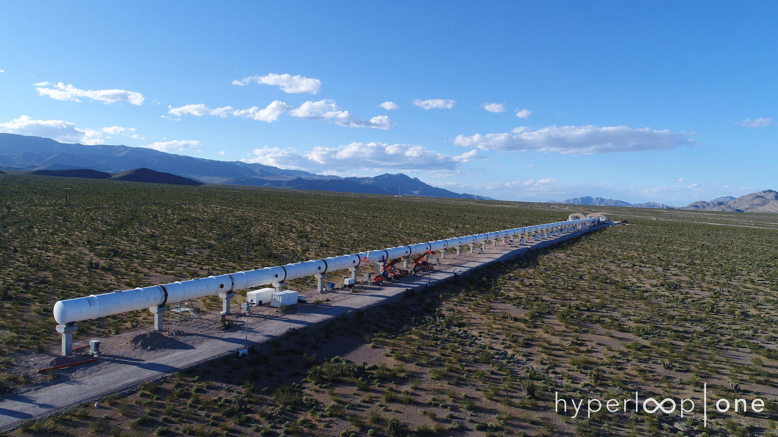 Gallery of Hyperloop One Releases Map of 11 Proposed US Systems 13