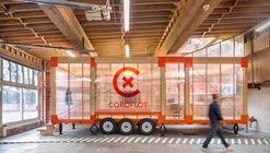 Coroflot's Mobile Work Unit / LOS OSOS