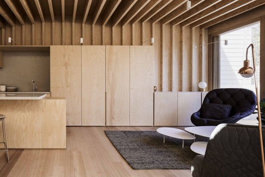 Henry Street House  / Eugene Cheah Architecture
