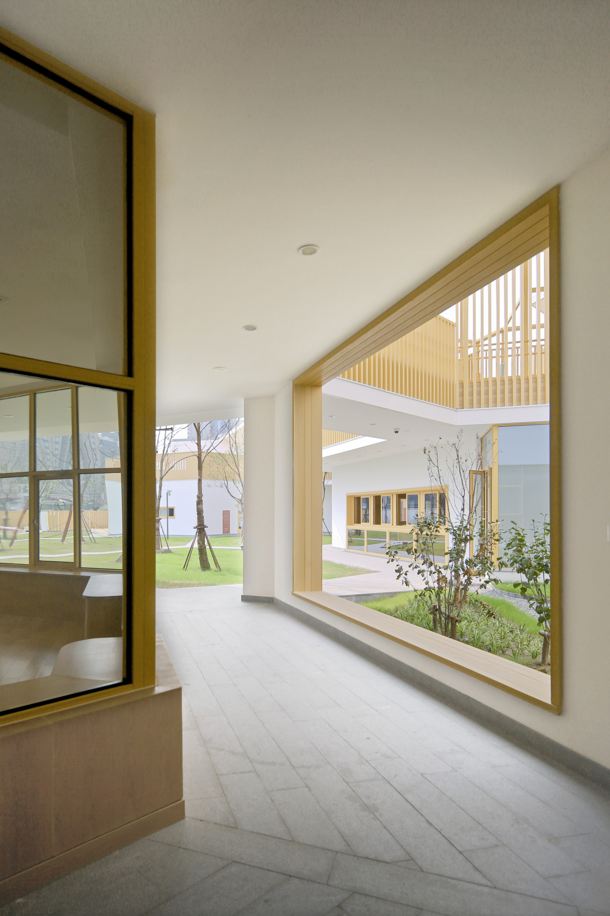 Gallery Of East China Normal University Affiliated Bilingual Kindergarten Scenic Architecture Office 10