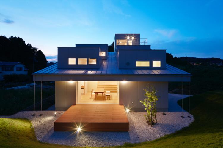 Casa en Tokushima / FujiwaraMuro Architects, © Toshiyuki Yano