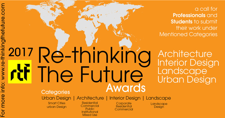 Rethinking The Future Awards 2017, RTF Awards 2017