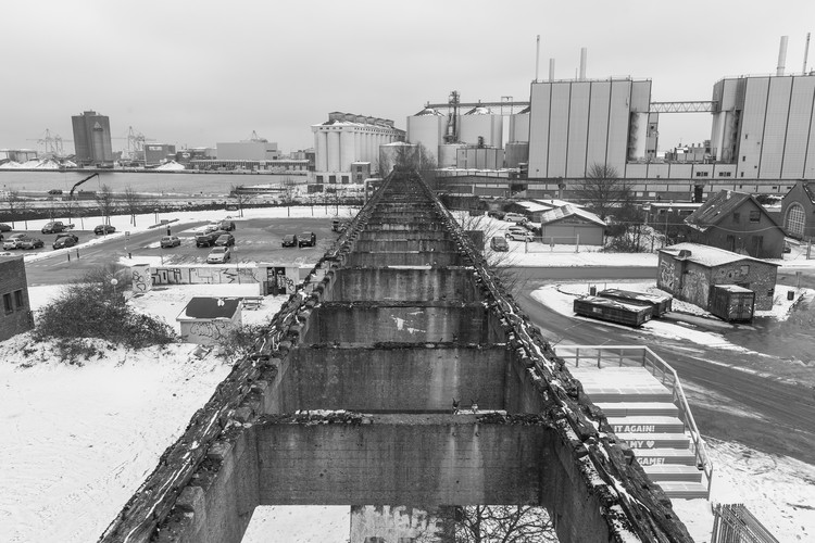 Call for Submissioins: The Coal Bridge (Kulbroen) – Aarhus, The Coal Bridge (Photo: Thomas Lillevang)