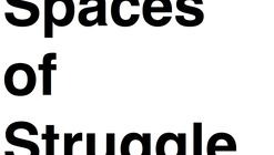 Call for Submissions: Vol. 24: Spaces of Struggle