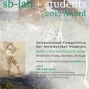 OPEN CALL: INSHELTER SB-LAB + STUDENTS 2017 AWARD