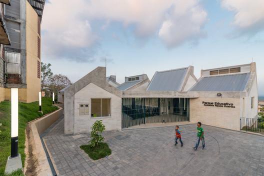Parque Educativo de Remedios / Relieve Arquitectura