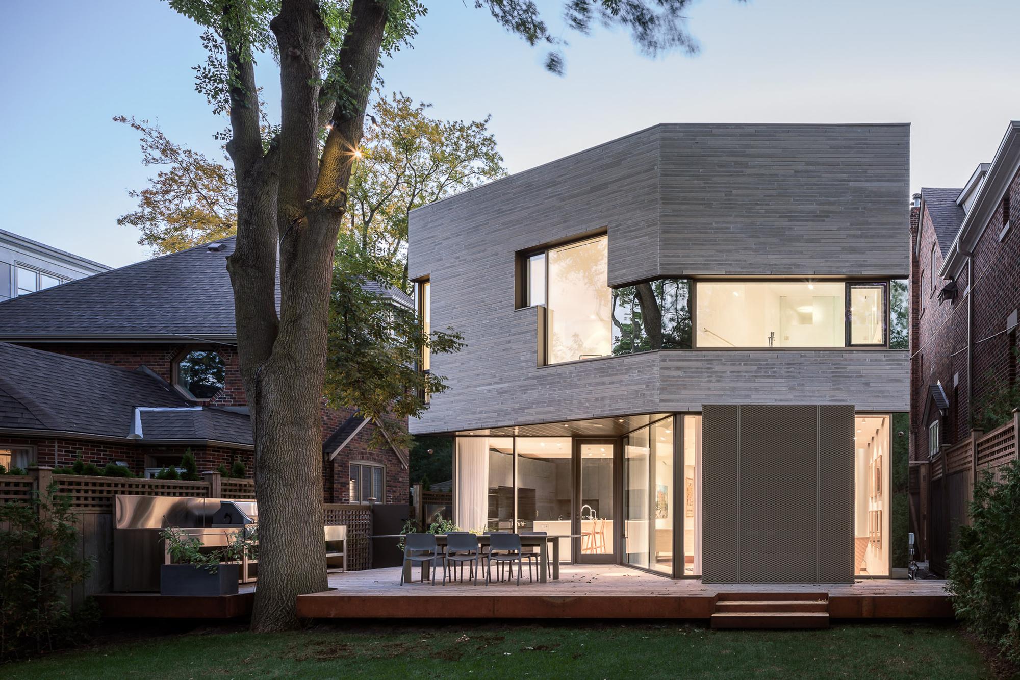Rosemary House / Kohn Shnier Architects