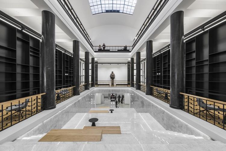 Biblioteca Nacional de Lituania / 2XJ, ©  Leonas Garbačauskas