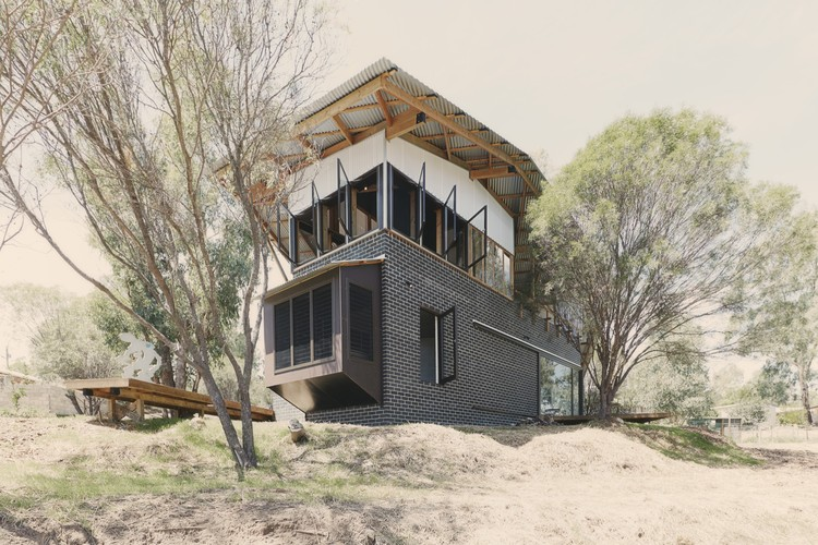 Cabaña Toodyay / Paul Wakelam Architect - A Workshop, © Luke Carter Wilton
