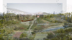 Topio7's Revitalisation of Former Cemetery Merges Urban Park and City in Athens