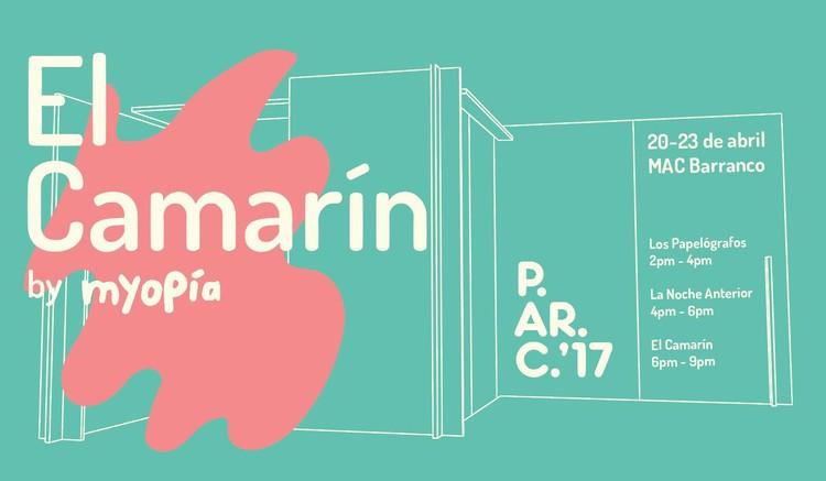 El Camarín: Una performance íntima dentro de PArC, Lima, Cortesía de Myopía